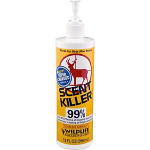 Wildlife Research Scent Killer Pump Spray 12 Ounce