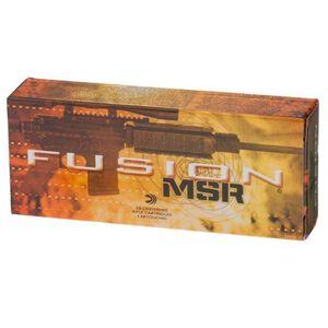 Federal Fusion MSR .338 Fed 200 Grain SPTZ 20 Round Box