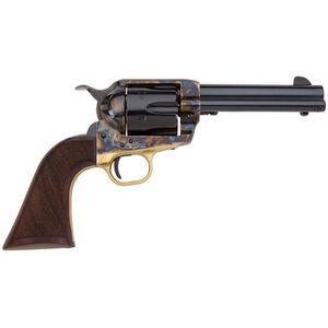"E.M.F. Alchimista II Revolver 45 LC 5.5"" Barrel 6 Rounds Case Hardened Frame Walnut Grips Blued"
