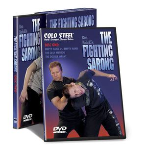 "Cold Steel DVD ""The Fighting Sarong"" VDFS"