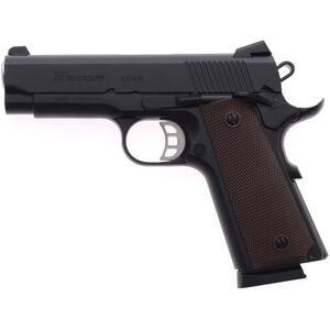 "Regent CC45 .45 ACP 1911 Commander Size Semi Auto Pistol 4"" Barrel 8 Rounds Black Cerakote"