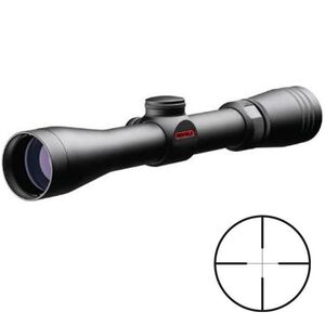 Redfield Revolution 2-7x33 Riflescope 4-Plex Reticle 1/4 MOA Lockable Eyepiece Matte Finish