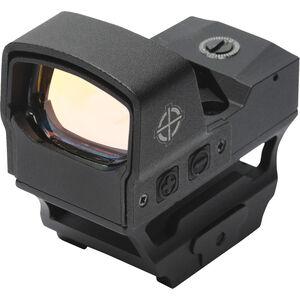 Sightmark Core Shot A-Spec FMS, Reflex Sight, Aluminum, Illuminated Reticle, Picatinny Mount, Black Finish, CR2032