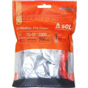 Adventure Medical Survive Outdoors Longer All Weather Fire Cubes 0140-1240
