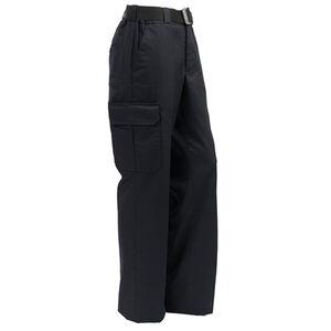 Elbeco TEK3 Men's Cargo Pants Size 35 Polyester Cotton Twill Weave Midnight Navy