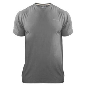 Medalist Men's Tactical Shield Short Sleeve Crew Shirt Polyester/Spandex Medium Charcoal M4615CHM