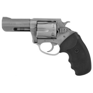 """Charter Arms Pitbull .380 ACP Revolver 2.2"""" Barrel 6 Rounds Fixed Sights Steel Frame Stainless Finish"""