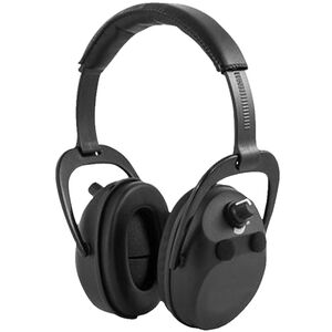 AXIL XT4 Electronic Ear Muffs 25dB NRR Black