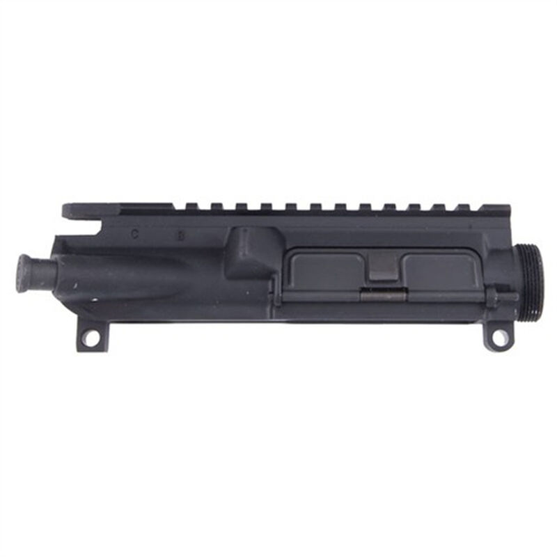 "AR-15 A3 Flat Top M4 Complete Upper Receiver Del-Ton Machined 7075-T6 Aluminum Forged ""T"" Marked Rail"