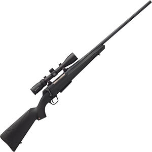 """Winchester XPR Combo Bolt Action Rifle 6.5 Creedmoor 22"""" Barrel 3 Rounds with 3-9x40 Scope Synthetic Stock Black Perma-Cote Finish"""