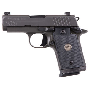 "SIG Sauer P938 Legion Micro-Compact 9mm Luger Semi Auto Pistol 3"" Barrel 7 Rounds X-RAY3 Sights G10 Grips Legion Gray Finish"