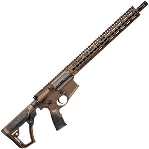 "Daniel Defense DDM4 V11 AR-15 Semi Auto Rifle .300 AAC Blackout 16"" Barrel KeyMod Free Float Hand Guard Collapsible Stock Mil Spec + Cerakote"