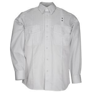 5.11 Tactical Men's Twill Class A Long Sleeve Shirt 3 Extra Large/Tall Silver Tan 72344