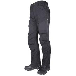TruSpec 24-7 Xpedition Men's Pant 36x30 Polyester Blend Black