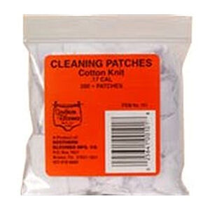 .17 Caliber Cleaning Patches 200-Pack
