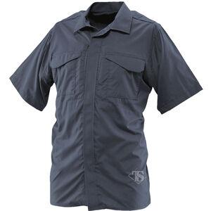 Tru-Spec 24/7 Series Uniform Shirt Polyester/Cotton Extra Large Navy 1047006