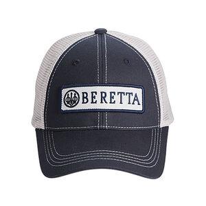 Beretta Patch Trucker Hat Beretta Patch OSFM Navy Blue