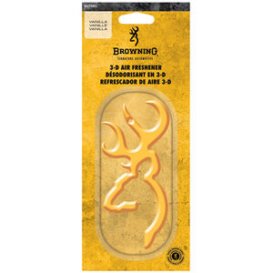 Signature Product Group Browning 3D Air Freshener Vanilla Scent BAF5001