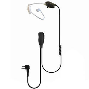 Code Red Headsets Recruit-M Clear Tube Microphone