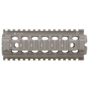 "Troy Industries 7"" Carbine/M4 Drop In BattleRail, FDE"