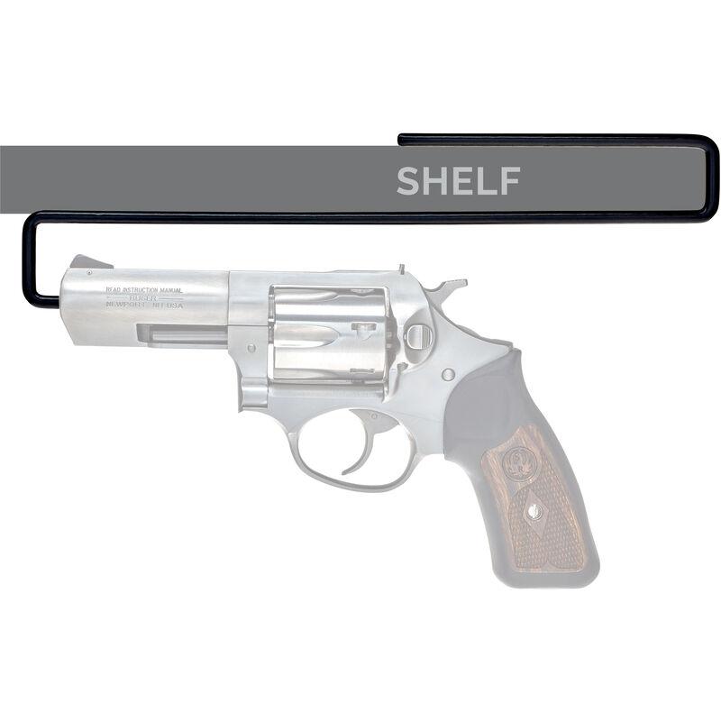 SnapSafe Handgun Hangers .357 Caliber Poly Coated Steel 4pk