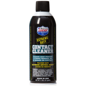 Bulk Buy! Lucas Oil Extreme Duty Contact Cleaner 11oz Aerosol 12 Pack 10905
