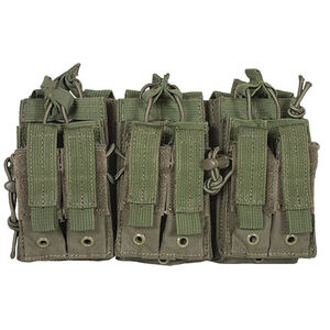 Fox Outdoor Tactical Six Stack Olive Drab 57-530