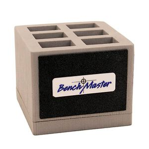 """Benchmaster Magazine Rack 6 Magazines 4.1""""x4""""x5.3"""" .45 Double Stack Synthetic Construction BMWRDS45MR6"""