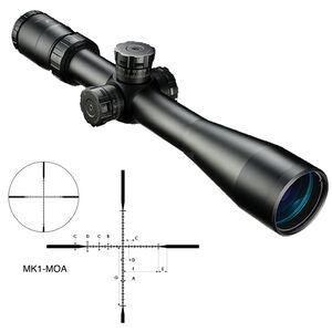 Nikon M-TACTICAL 3-12x42SF Rifle Scope Non Illuminated MK1-MOA Reticle 30mm Tube Side Parallax Adjustments Second Focal Plane Matte Black