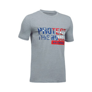 Under Armour Men's Protect This House T Shirt Cotton Blend