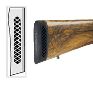 Pachmayr F325 Deluxe Shotgun and Rifle Field Pad Small Black 00010
