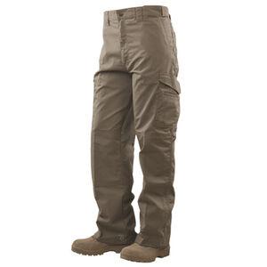 Tru-Spec 24/7 Series Men's Tactical Boot Cut Trousers Size 30 Waist 32 Inseam Khaki