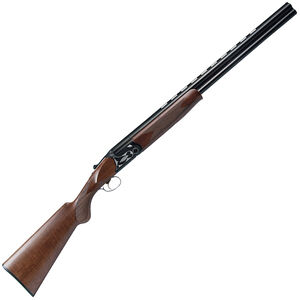 "Dickinson Hunter LT O/U Shotgun 12 Gauge 26"" Barrel 2 Rounds Wood Stock Blued"