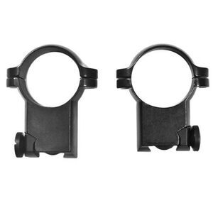 """Ruger M77 1"""" Scope Ring Set High Stainless Steel 90408"""