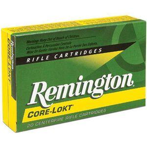 Remington Express .30-30 Winchester Ammunition 20 Rounds 170 Grain Core-Lokt Soft Point Projectile 2200fps