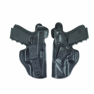 DeSantis Companion II GLOCK 26/27/33 Holster Leather Black