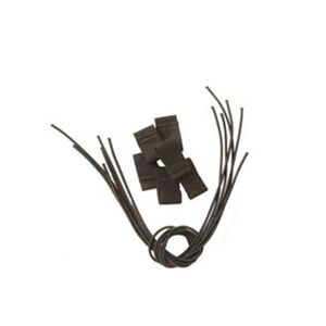 High Speed Gear Bungee Replacement Kit Black/Black