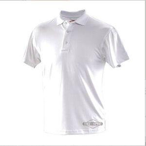Tru-Spec 24/7 Short Sleeve Performance Polo Poly/Cotton Large Black 4336005