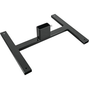 "Champion Targets 2""x4"" Target Stand Base Steel Black"