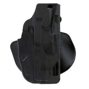 Safariland Model 7378 Taurus PT100 ALS Open Top Paddle Holster Right Hand 7TS Nylon STX Plain Black