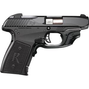 "Remington R51 Crimson Trace 9mm Luger Semi Auto Pistol 7 rounds 3.4"" Barrel LaserGuard Black"