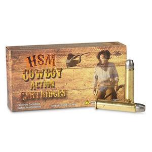 HSM Cowboy Action .45-70 Government Ammunition 20 Rounds Lead RNFP 405 Grains HSM-45-70-2-N