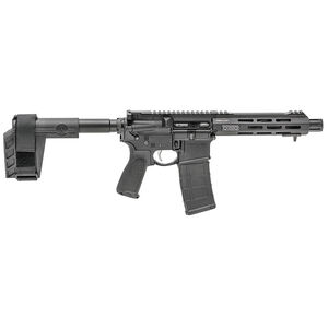 "Springfield Armory SAINT AR-15 5.56 Pistol with SB Tactical Brace 7.5"" Barrel Pistol with SB Brace"
