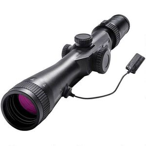 Burris Eliminator III Laser Scope 4-16x50 X96 Reticle Wired Remote Cable 1/8 MOA Adjustments Second Focal Plane Adjustable Objective Parallax Matte Black