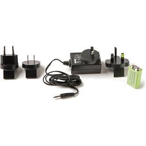Garrett 110 Volt Recharger Kit for Garrett Enforcer G-2 and SuperScanner NiMH Battery 1610200