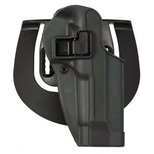 BLACKHAWK! H&K P2000 SERPA Sportster Paddle Holster Right Hand Polymer Gunmetal Gray  Finish 413516BK-R