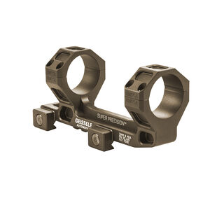 Geissele Super Precision AR-15 Extended Scope Mount 34mm Aluminum Desert Dirt 05-405S