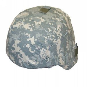 Tru-Spec Kevlar Helmet Cover Nylon/Cotton Small Multi 5971003