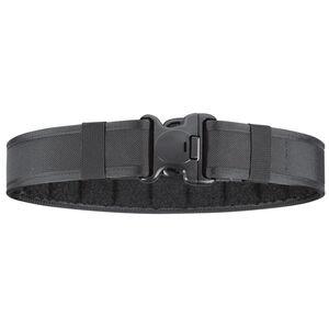 "Bianchi 7225 ErgoTek Duty Belt  2.25"" Wide Size 54-56 Polymer Buckle Ballistic Weave Black"