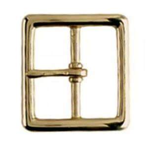 Gould & Goodrich Garrison Belt Buckle Brass Finish 125-GBR